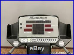 Magnum Fitness System Recumbent Stepper Rehab Nustep Elliptical Total body Scifi