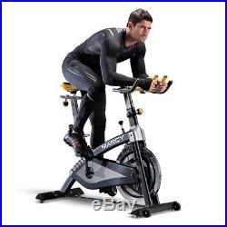 Marcy Club Revolution Indoor Cycle, Black