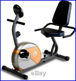 Marcy Recumbent Exercise Bike Fitness Bikes Stationary Equipment Cycle Machines