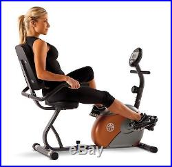 Marcy-Recumbent-Exercise-Bike-with-Resistance-ME-709 Marcy-Recumbent-Exercise