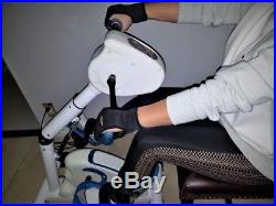 Motorized Cycle/Bike+Foot splints+Stroke Training gloves for the disabled SCI
