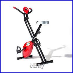 Moving Rider MRX-100 Upright Interactive Exercise Game Bike Fitness Cardio Red