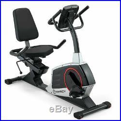 New Marcy ME-706 Regenerating Recumbent Exercise Bike