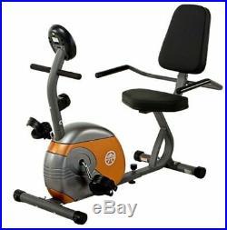 New Marcy ME 709 Recumbent Exercise Bike