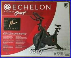 NewEchelon Connect Smart Indoor Exercise Bike Sport Peloton FAST SHIP