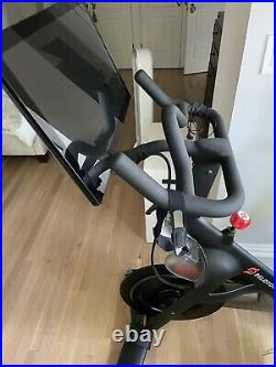 PELOTON EXERCISE BIKE GENERATION 3. BIKE USED A FEW TIMES ONLY! With Mat And Was