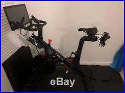 Peleton Exercise Bike New Less then 25 rides