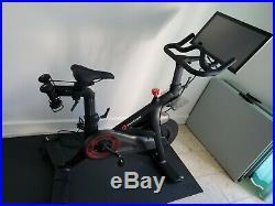Peleton bike