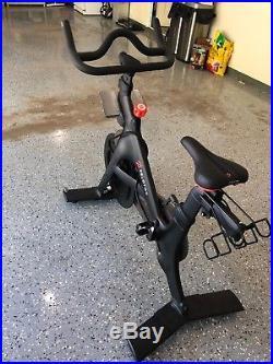 Peleton indoor cycling bike, exercise bike, fitness