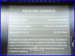 Peloton 21 HD TOUCHSCREEN Monitor for Peloton 4 Cycle Exercise Bike Gen 2
