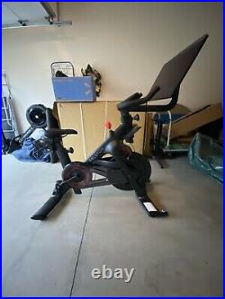 Peloton Bike + Bike Plus Exercise Bike SUPERB Condition GET IT IN A WEEK! READ