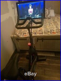 Peloton Exercise Bike (Barely Used)