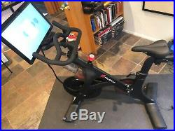 Peloton Exercise Bike Used less than 10 times Like new condition