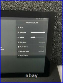 Peloton PLTN-RB1V1 Touch Screen Monitor Console / NICE UNIT