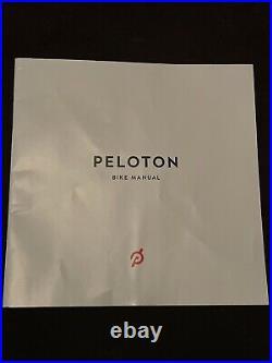Peloton bike 3rd Gen. Only Used A Few Times