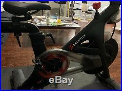 Peloton bike, Mat, Excellent Condition