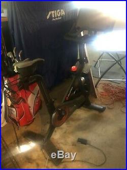 Peloton exercise bike barely used