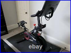 Peloton exercise bike used