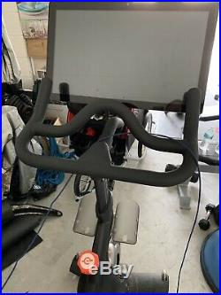 Peloton spinning bike barley Used
