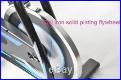 Pro Exercise Spinning Bike Aerobic Indoor Studio Home Cardio Fitness Machine\