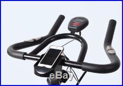Pro Exercise Spinning Bike Aerobic Indoor Studio Home Cardio Fitness Machine