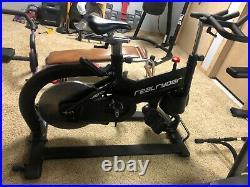 Real Ryder stationary bike