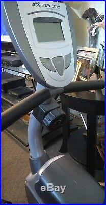Recumbent Exercise Bike Gym Trainer Fitness Bicycle Stationary Cardio Equipment