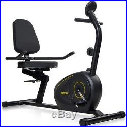 Recumbent Exercise Bike RB1020 Stationary Cardio Exercise Workout Home Machine