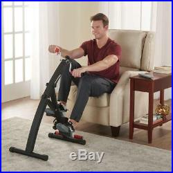 SEATED WHOLE BODY Pedaler FOLDAWAY CARDIO ARMS LEGS WORKOUT Peddler