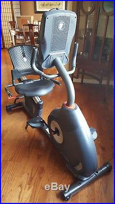 Schwinn 270 Recumbent Exercise Bike (100515)