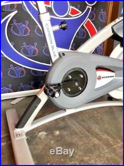 Schwinn A. C. Sport Indoor Cycle with Carbon Blue Belt Drive Refurbished