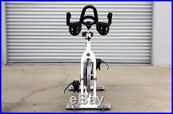 Schwinn AC Performance Plus Carbon Blue Belt Indoor Cycle Certified Pre-Owned