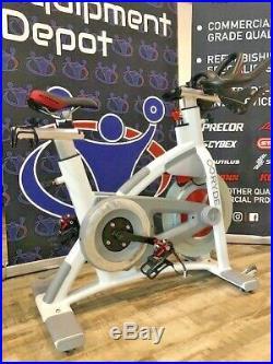 Schwinn AC Performance Plus Carbon Blue MPower Echelon2 Comp Indoor Cycling Bike