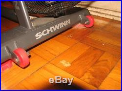 Schwinn AD7 Airdyne Upright Exercise Bike, Black