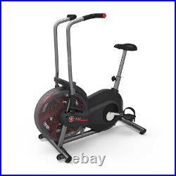 Schwinn Airdyne AD2 Upright Exercise Bike (Black) 100425