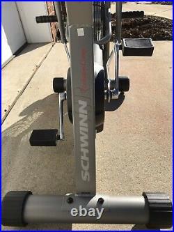 Schwinn Airdyne Bike Evolution Comp Upright Exercise Cycle retail $900 pickup