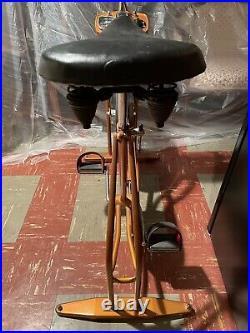 Schwinn Exerciser Stationary Vintage Exercise Bicycle