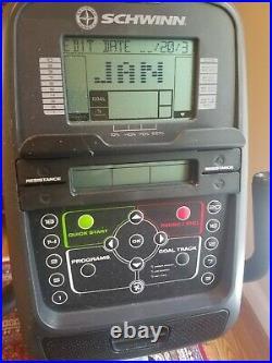 Schwinn Fitness 230 Recumbent Cardio Exercise Bike Black Local Pickup only 27587