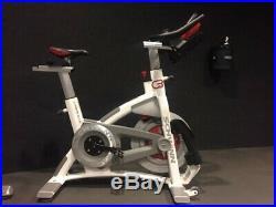 Schwinn Spin Bike AC Performance Carbon Blue with MPower Echelon2 Console