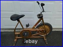 Schwinn XR-8 Exercise Bike Bicycle Genuine Vintage (Tested working) super cool