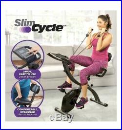 Slim Cycle 2-in-1 Exercise Bike, As Seen on TV