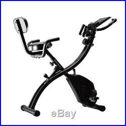 Slim Cycle Stationary Bicycle Flex Bike Ultra Brown Box Brand Black Free Ship