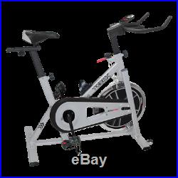 Spin bike SRX-40S with LCD and phone holder