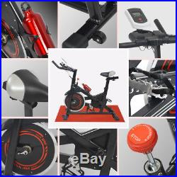 Spinning Exercise Bike Cardio Cycling Bicycle Health Fitness Stationary Indoor