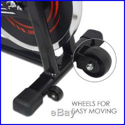 Spinning Exercise Cardio Cycling Bicycle Health Fitness Stationary Indoor