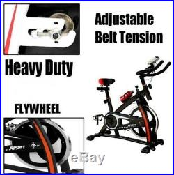 Sports Adjustable GYM Bike Indoor Exercise Bike Training Home Fitness Workout