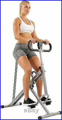 Squat Assist Trainer Squat Glutes Legs Rowing Exercise Workout Equipment Machine