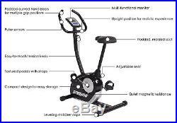 Stamina Magnetic Upright Cardiovascular Exercise Bike 15-1310 NEW
