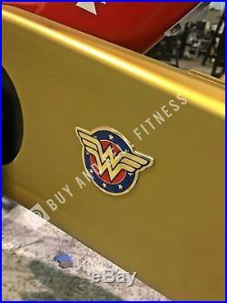 Star Trac NXT Spin Bike Wonder Woman Edition
