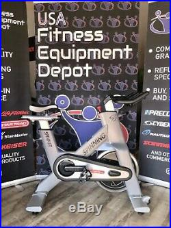 Star Trac NXT Spinning Indoor Cycling Bike Refurbished FREE SHIPPING